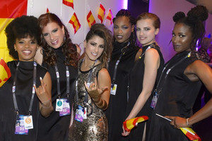 El televoto castiga a Barei, que termina el Festival de Eurovisión en el puesto 22, peor que Edurne