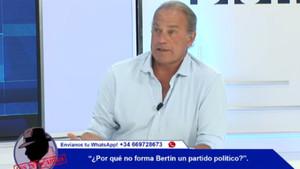 Bertín Osborne diu que Pablo Iglesias aculli els refugiats al seu xalet