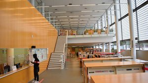 La Biblioteca de Viladecans