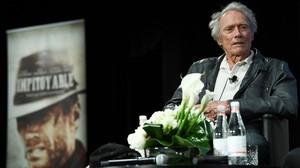 Clint Eastwood, en la clase maestra que ofreció en Cannes.
