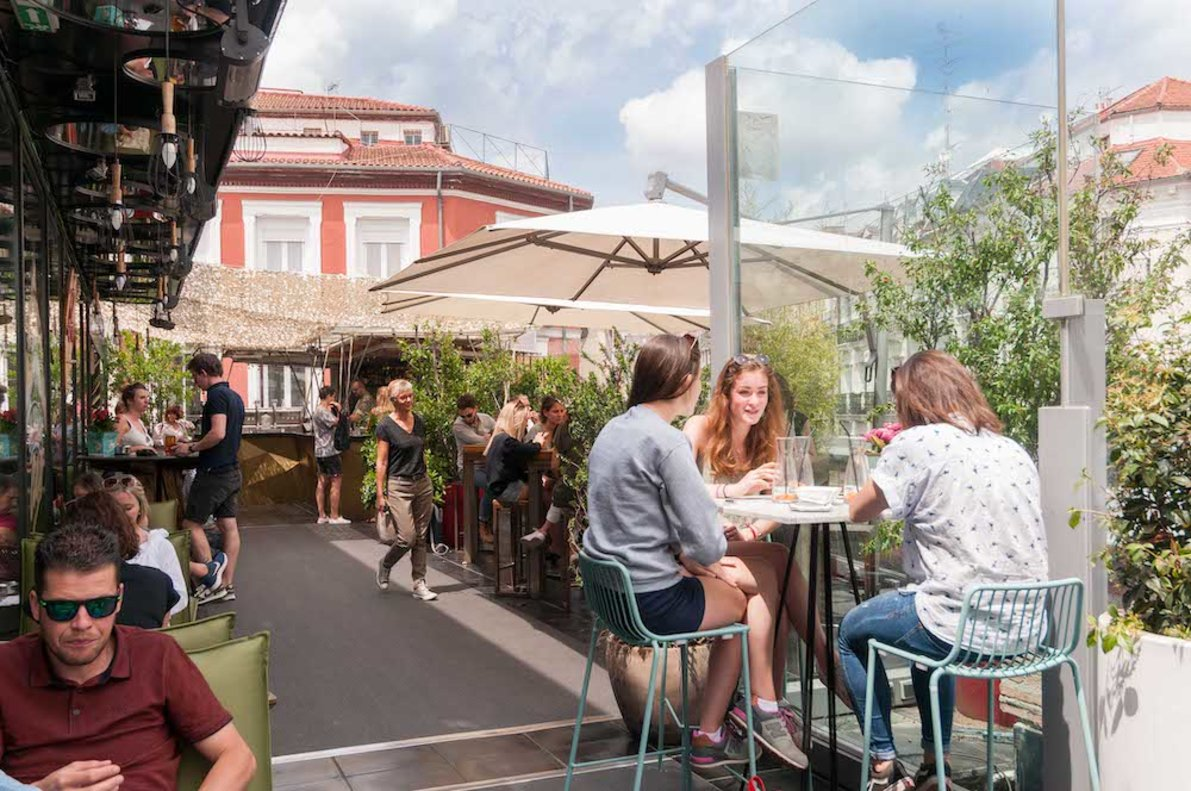 Verano 2019 Las Mejores Terrazas De Madrid
