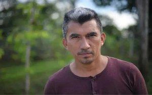 Juan de Jesús Monroy, exguerrillero de las FARC en Colombia.