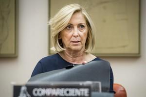 La delegada del Gobierno en Madrid, Concepcion Dancausa.