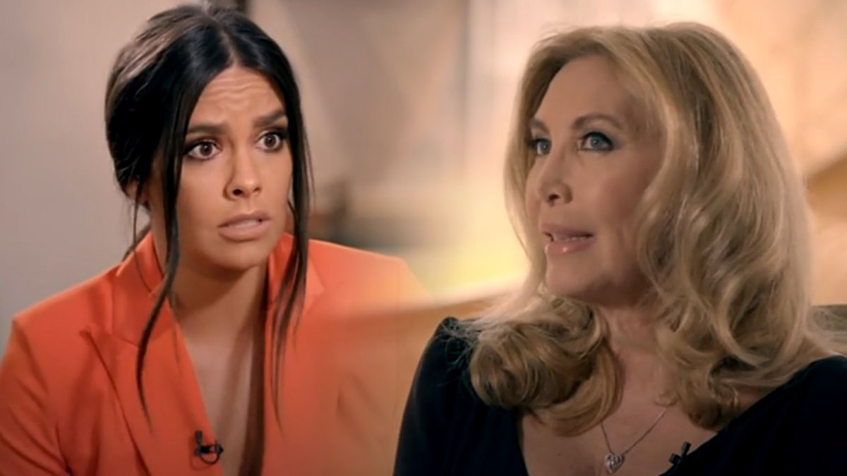 Cristina Pedroche y Norma Duval.