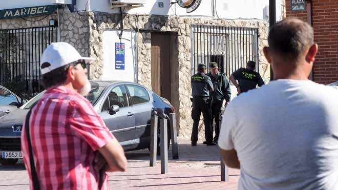 Detenido el presunto autor de un tiroteo en un municipio de Valladolid que ha dejado un muerto y dos heridos.