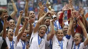 El Mundial de les futbolistes s'amplia de 28 a 32 seleccions