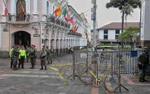 El Consolat d'Espanya a l'Equador recomana als seus ciutadans allunyar-se dels tumults