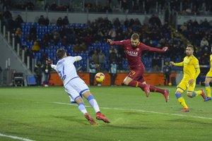 Edin Džeko fue el héroe del partido al marcar dos tantos
