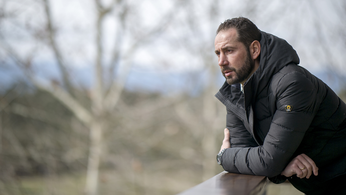 Pablo Machín,revelaciónen la liga con el Girona FCnos desvela algunos detalles antes de su debut enel Camp Nou como primer entrenador
