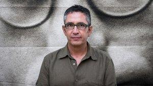 El escritor catalán Manuel Baixauli.