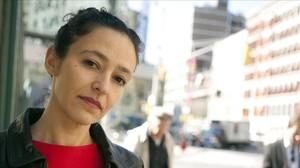 La escritora chilena Lina Meruane, autora del libro Contra los hijos