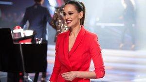 Eva Sánchez en 'El último asalto' de 'La voz kids'.