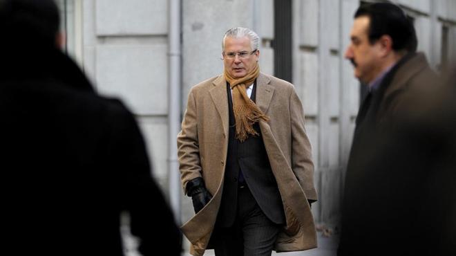 El juez Baltasar Garzón, en una foto del 2012.