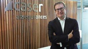 German Bautista, director de clientes y negocio grandes cuentas en Caser.