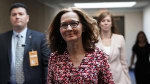 Gina Haspel, candidata a convertirse en nueva directora de la CIA.