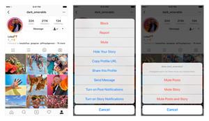 Instagram permitirá silenciar a los usuarios que desees