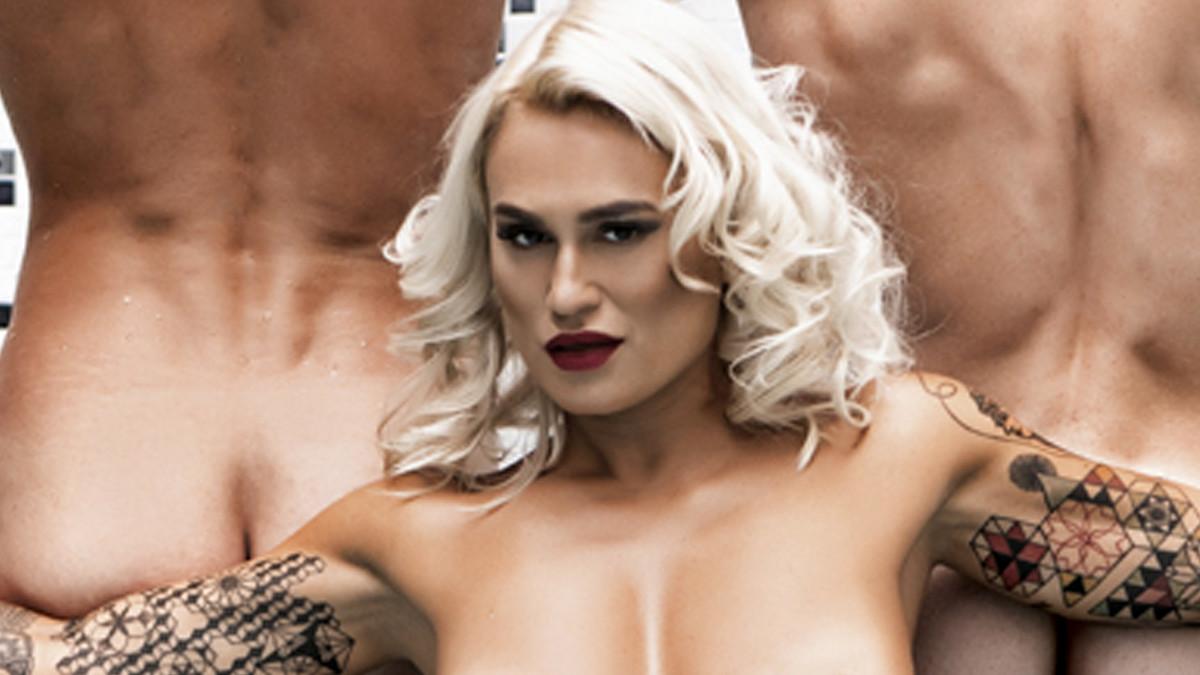 Isabel Castell Supervivientes Se Desnuda Con Torito