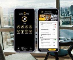 La app de gestión hotelera de James&Rita.