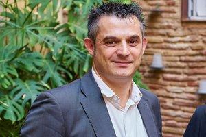Javier Albarracín, socio fundador y consultor de Barcelona Halal Services, experto en cocina 'halal'.