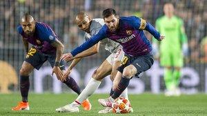 Messi renya l'afició per haver xiulat Coutinho