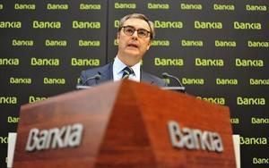 José Sevilla, consejero delegado de Bankia.