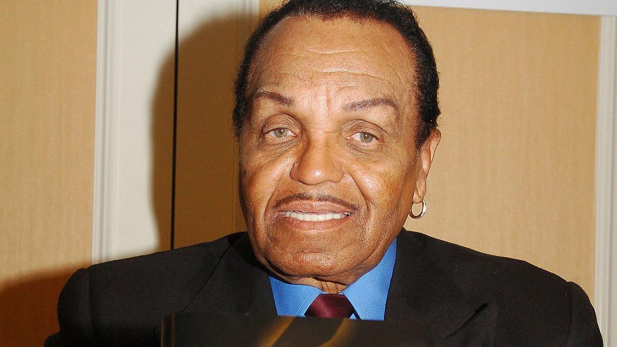 Joseph Jackson, en septiembre del 2004.