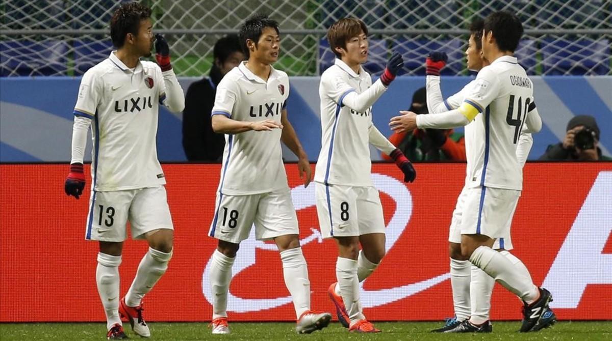 El Kashima Antlers espera al Madrid o al América para la disputa de la final del Mundial de Clubs.