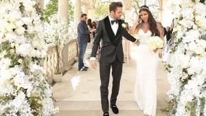 Cesc Fàbregas y Daniella Semaan se casan en secreto