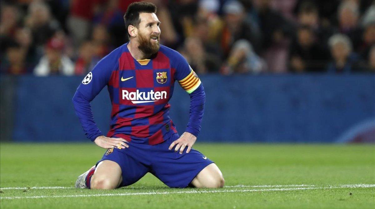 Messi ejecuta la cláusula para irse y no se presentará a los entrenami