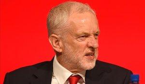 El líder laborista, Jeremy Corbyn.
