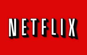 Logo de Netflix.