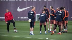 Barça-Madrid, honor sense passadís