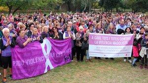 Creixen un 2,3% les denúncies per violència masclista