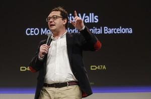 El matemático, ingeniero y doctor de mecánica de fluidos Aleix Valls.