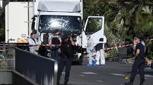 Cronologia dels últims atemptats per atropellaments massius a Europa