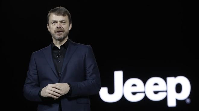 Mike Manley, nuevo presidente de Fiat-Chrysler.
