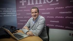 Miquel Martí, consejero delegado de Barcelona Tech City.