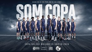 El Morabanc Andorra s'encomana a Chiquito per guanyar la Copa