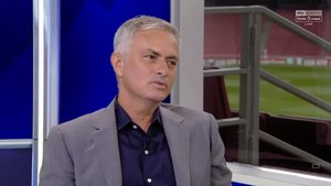 Mourinho, comentarista de Sky Sports.