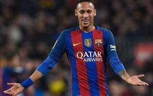 Neymar vio en el negocio de los cromos una oportunidad apra ganar dinero.