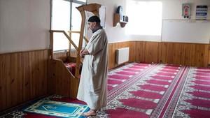 El nuevo imán de Ripoll, Mohamed El Onsri.