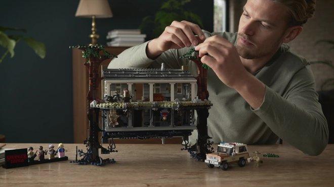 Nuevo set de Lego basado en la casa de los Byers de 'Stranger things'