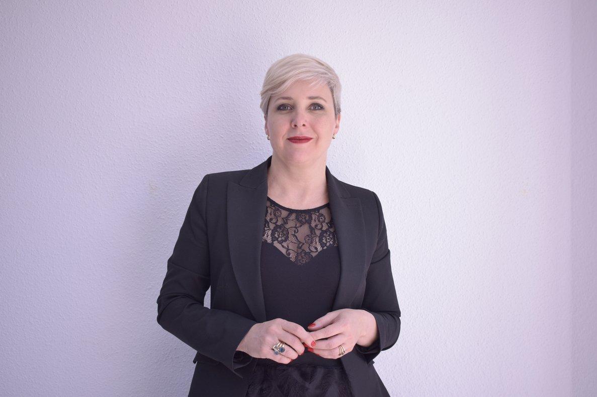 Patricia Suárez es la presidenta de Asufin