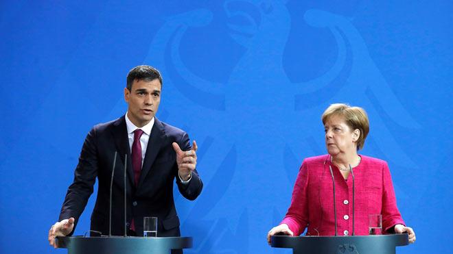 Sánchez deja claro a Torra que no permitirá otro 1-O