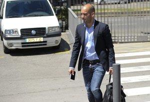 Pere Guardiola, en una imagen del pasado verano.
