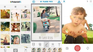 Las mejores aplicaciones de la semana: Polaroid Fx y Paladins Strike