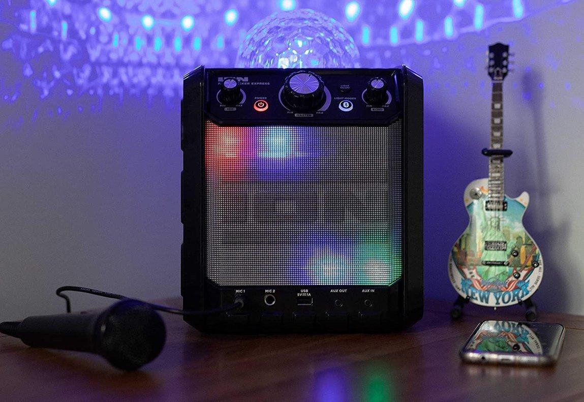 Microfono karaoke: la mejor opción para salir de la rutina
