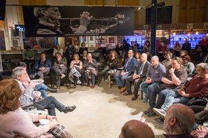 Presentación del 38 Festival de Jazz de Terrassa.