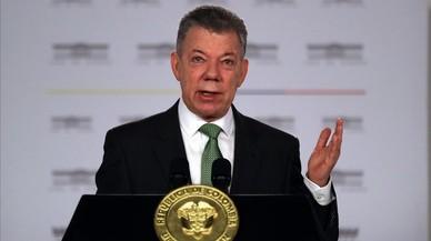 Juan Manuel Santos fue 'youtuber' por un día