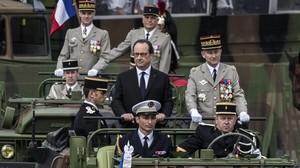 """Hollande: """"La democracia está gravemente amenazada por el aumento del populismo"""""""